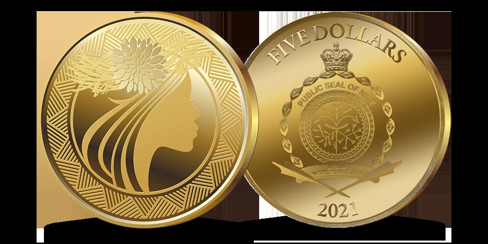 """Aukso moneta """"Joninės"""""""