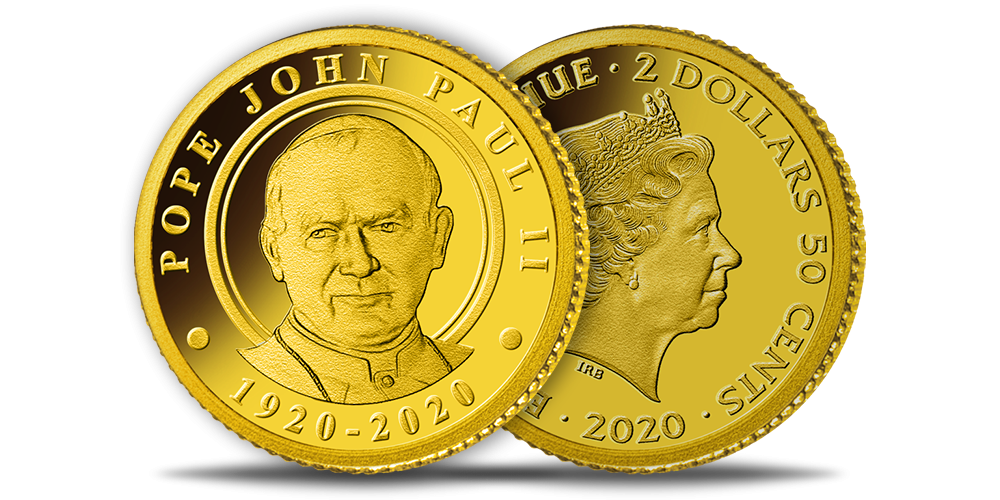 100-osios popiežiaus Jono Pauliaus II gimimo metinės