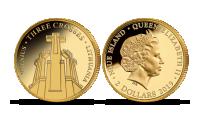 "Aukso moneta ""Trys Kryžiai"