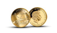 1 Kolekcija Keturios sostines pirmoji moneta Kernave