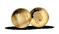 2 Kolekcija Keturios sostines antroji moneta Trakai
