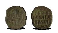 Autentiška moneta su Jėzaus atvaizdu