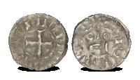 """Autentiška moneta """"Tamplierių likimas"""""""