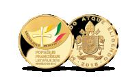 Popiežius Pranciškus Lietuvoje