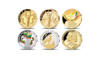 Reikšmingiausių dešimtmečio medalių rinkinys