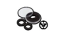 XL monetų kapsulės 53–101 mm gaminiams