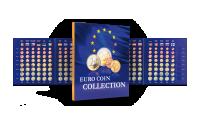 Euro monetų albumas