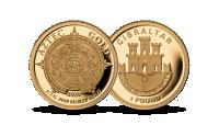 "Gryno aukso moneta ""Actekų auksas"""