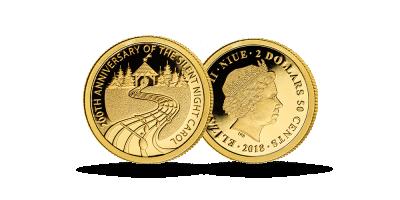 """Gryno aukso moneta – """"Tyli naktis"""" giesmei 200 metų!"""
