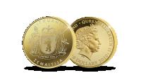 "Gryno aukso moneta ""Žemaitija"""