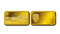 """Gryno aukso monetų kolekcija """"Gražioji Europa"""""""