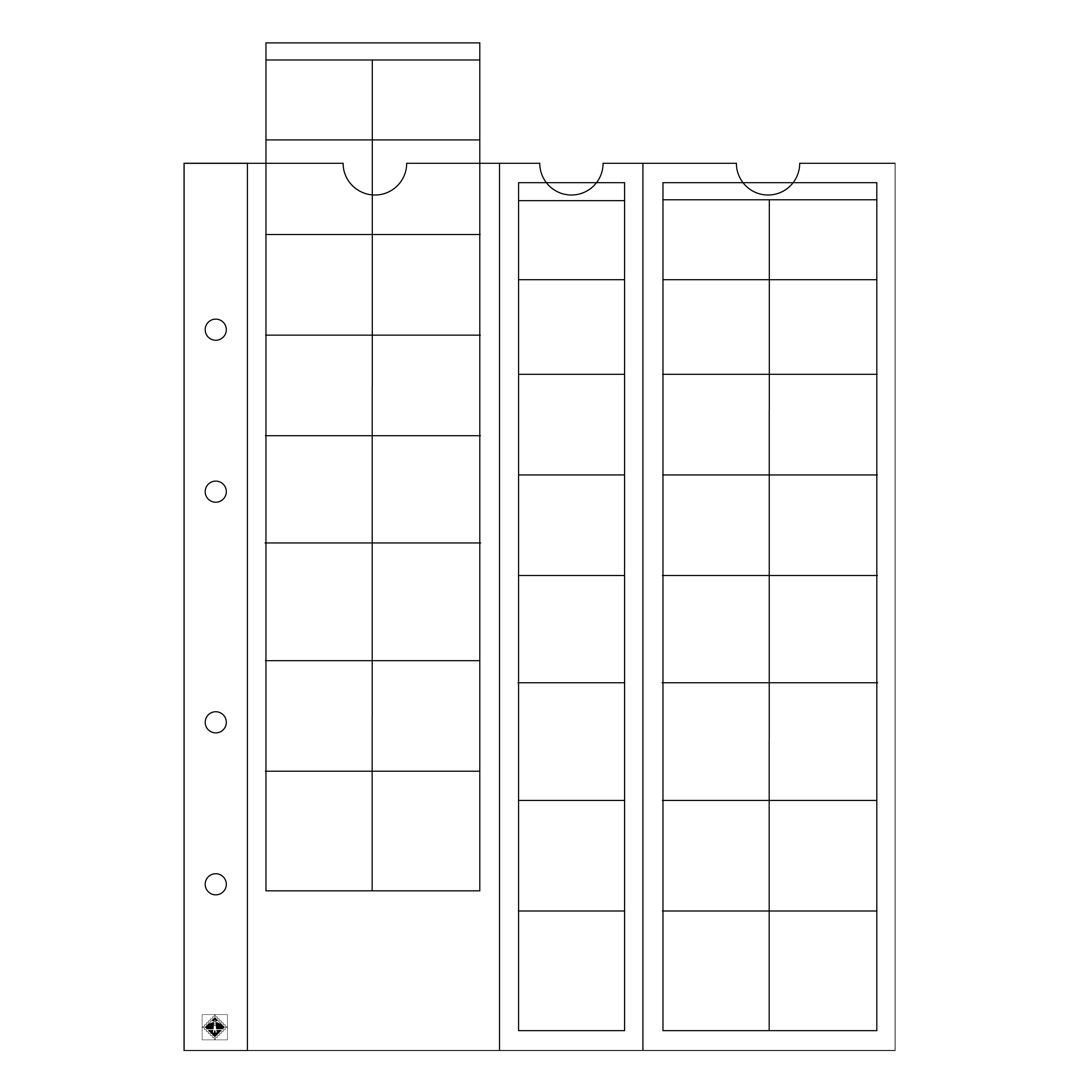 coin-sheets-optima-for-euro-sets-up-to-26-mm-o-clear