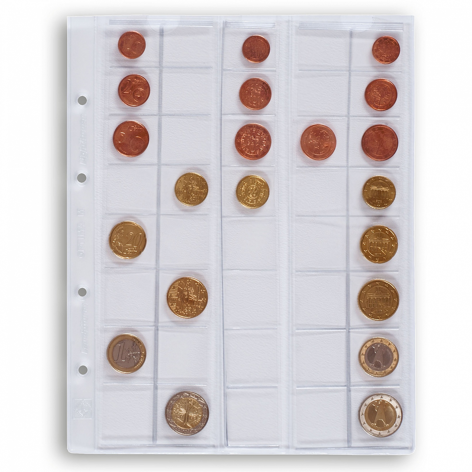 coin-sheets-optima-for-euro-sets-up-to-26-mm-o-clear-1