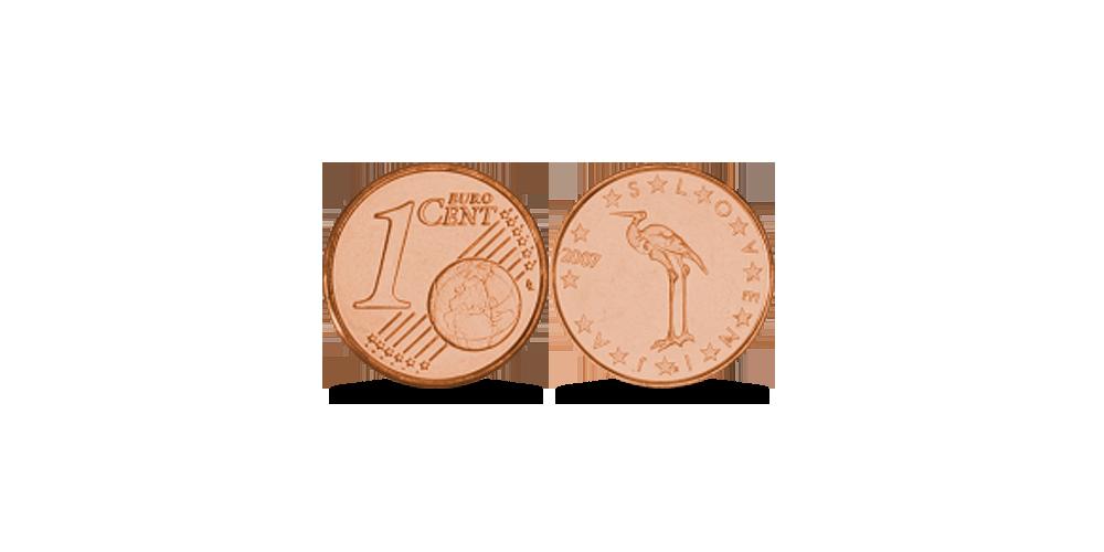 Slovėnija euro centas
