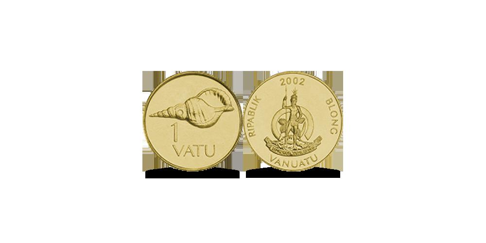 Vanuatu 1 vatu
