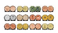 Dvylika sėkmę nešančių monetų