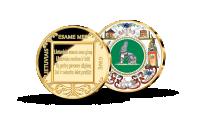 Kolekcija Lietuviais esame mes gimę, antrasis medalis Vilnius