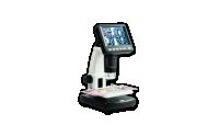 LCD skaitmeninis mikroskopas