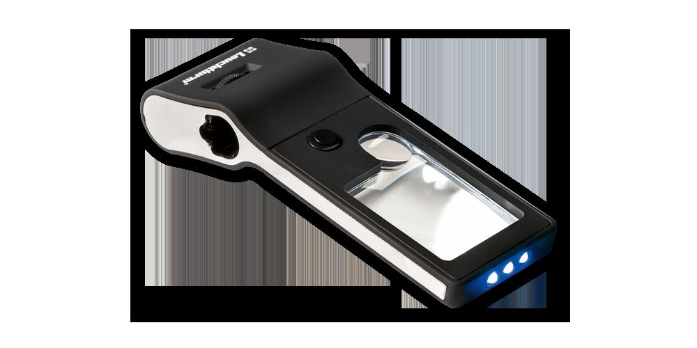 LED mikroskopas