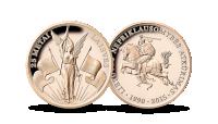 """Medalis """"Nepriklausomybės 25-metis"""""""