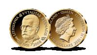 Aukso moneta, skirta Vytautui Kernagiui