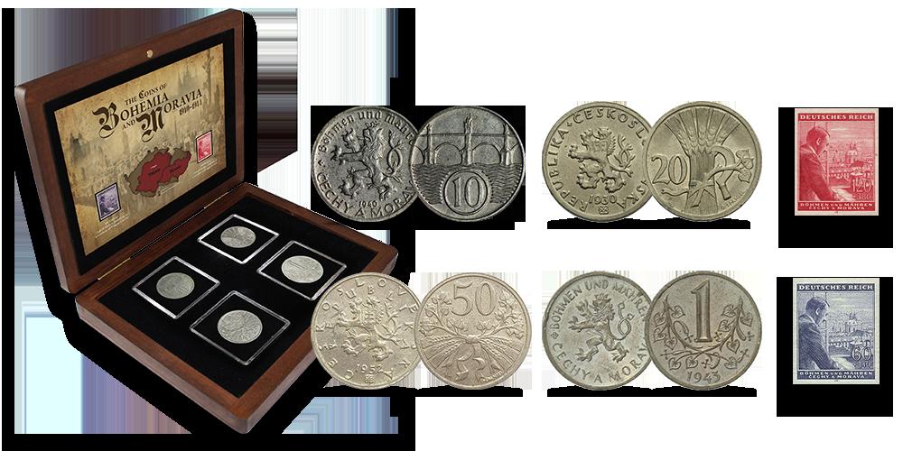 Autentiškos monetos ir pašto ženklai