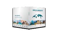 Numizmatinė kelionė aplink pasaulį - 50 monetų iš 50 valstybių