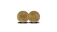 100 Svalbardo rublių
