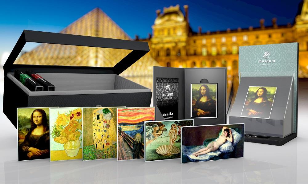 """Monetų kolekcija """"Muziejų kolekcija"""" - kitos monetos"""