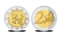 Proginių 2 eurų monetų kolekcija