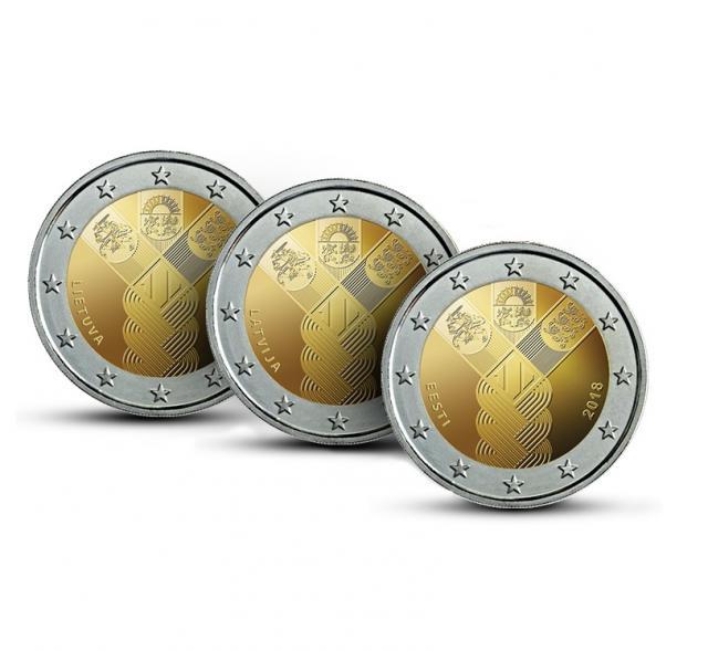 Proginės 2 eurų monetos