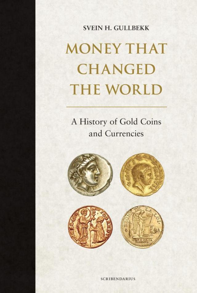 pinigai pakeitę pasaulį knygos viršelis