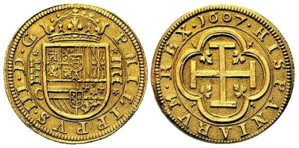 Sevilijos aukso moneta