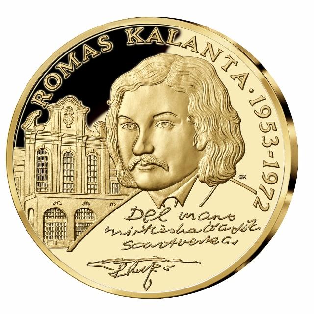 Medalis Romui Kalantai