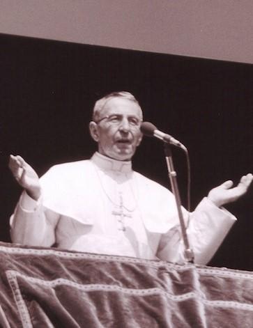 Popiežius Jonas Paulius I